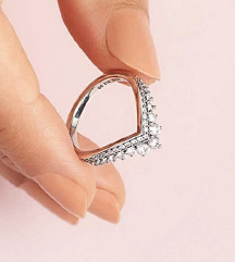 Pandora prsten princezina želja, 54 velicina