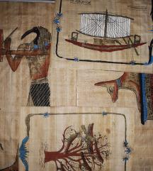 Slike na papirusu Egipat rezervisano