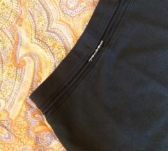 Zimska dugačka crna suknja M-L