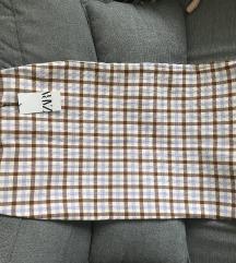 Nova Zara siknja sa etiketom