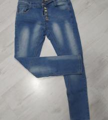 M.SARA jeans moderne farmerke vel.  M / L