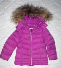 Kao nova jaknica sa prirodnim krznom 24m.