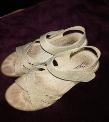 Kozne sandale i kozne cipele