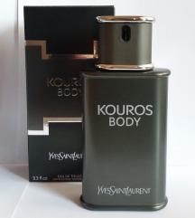 Body Kouros/dekantujem