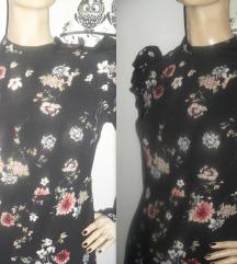 Bershka, prelepa floral haljina!!