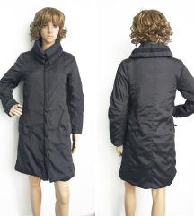 Siva duza jakna mantil