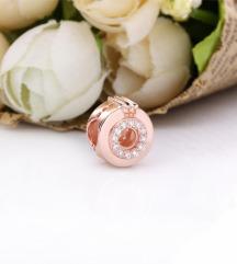 Pandora Rose gold Kruna
