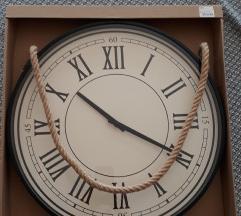 Nov zidni sat