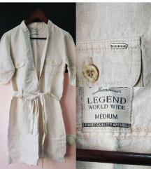 Legend lanena haljina