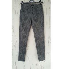 H&M pantalone,farmerke XS
