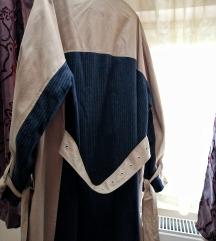 Zara oversized mantil NOVO