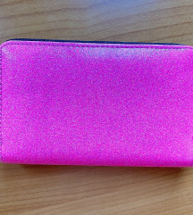 SINSAY pink novčanik mali