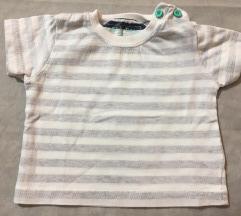 bebi majica na linije 0-3 months nova