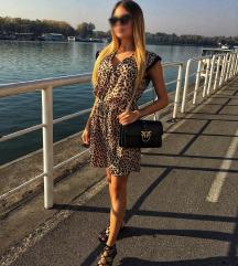 Zara tigrasta haljina