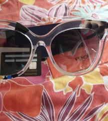 Fendi Jungle Crystal sunčane naočare