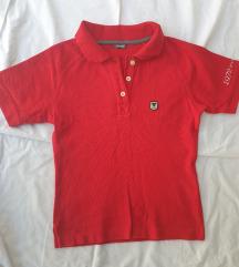 Crvena dainese majica