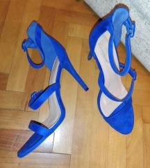 Sandale- kraljevsko plavo