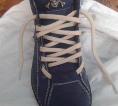 Plave duboke cipele , novooo