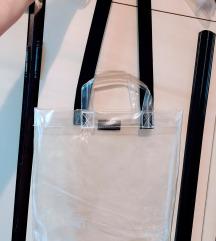 Zara PVC torba/ceger