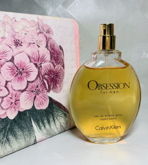 Obsession for Men Calvin Klein parfem