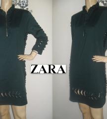 ZARA oversized cepkana haljina!! Prelepa!!