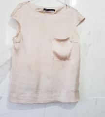 ⓈⒶⓁⒺ Zara pearl bluza sa rajsfeslusom