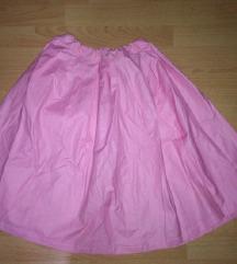NOVA roze suknja