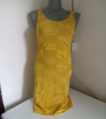Lina zuta haljina S