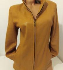 kožna LAPIN jakna 100%prirodna koža M