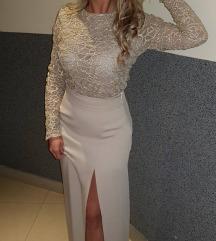 Komplet, haljina suknja
