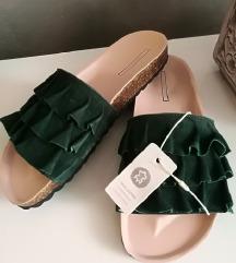 Kozne NOVE papuce EDC