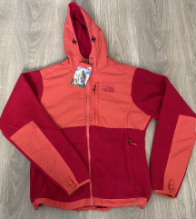 The north face pink jakna