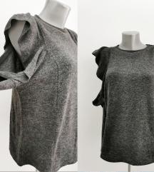ZARA bluza tanji džemper NOVO