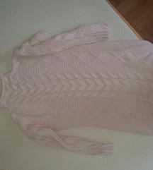 NOVO Dzemper haljina