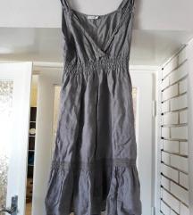 RIU siva pamučna haljina