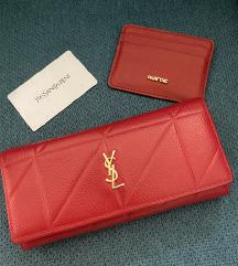 Kožni novčanik + poklon card holder