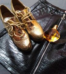 Seastar blue oxfordice cipele 36