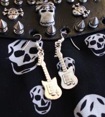 Minđuše gitara