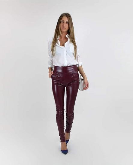 Nove pantalone od veštačke kože