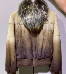Roberto Cavalli bunda sa prirodnim krznom