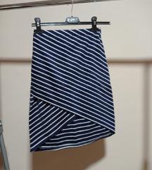 Na pruge suknja