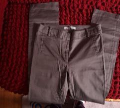 ZARA braon pantalone 38/40