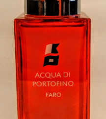 Acqua di Portofino Faro dekanti