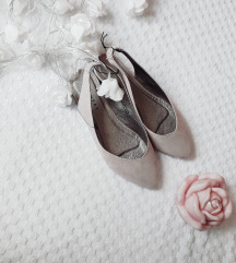 SAMO DANAS 650 Sinsay nove nude sandale ✿**✿