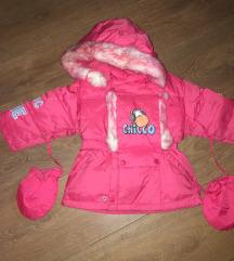 Zimska jakna do godinu dana