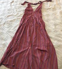 Prelepa midi haljina NOVA s/M