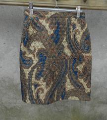 Retro stepana suknja