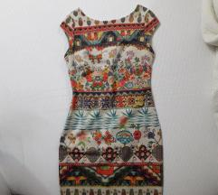 DESIGUAL sa etiketom savrsena haljina S 36