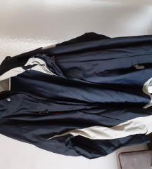 ORIGINAL Kappa crna jakna sa etiketom
