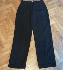 Crne polovne pantalone